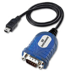 Mini 5-Pin USB to DB9 Serial Converter Prolific Chipset PL2303HXD - EAGLEG.COM