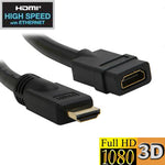 10Ft High Speed HDMI Extension Cable w/Ethernet - EAGLEG.COM