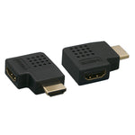 HDMI Adapter 270° Vertical Flat Male to Female Port Saver