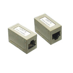 Cat6 RJ45 Full Shielded Inline Coupler, 102011