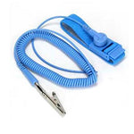 Anti-Static Wrist Strap with Cord - EWAAY.COM