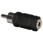 RCA Plug to 3.5mm Mono Jack Adapter