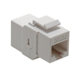 Cat6 Inline Coupler w/Keystone Latch - EAGLEG.COM