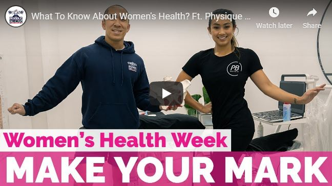 What To Know About Women's Health - Ft. Physique Physio Julia Hlaing