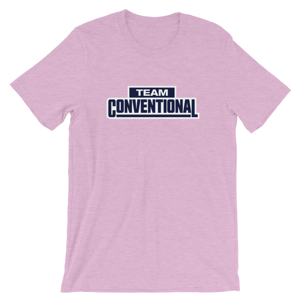 Team Conventional - Tee - Bobble Strength