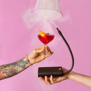 Portable Smoking Gun Infuser - Bobble Strength