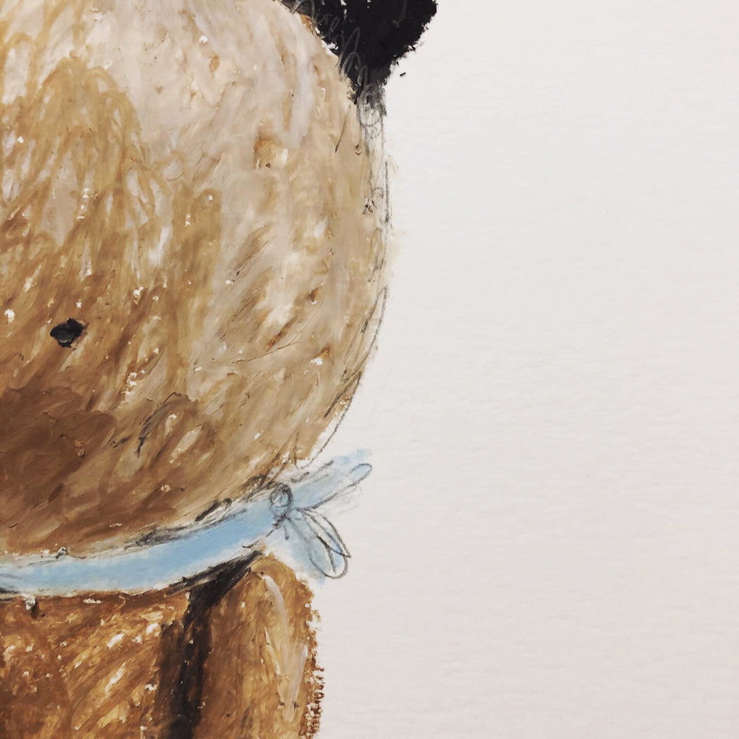 bespoke toy portraits