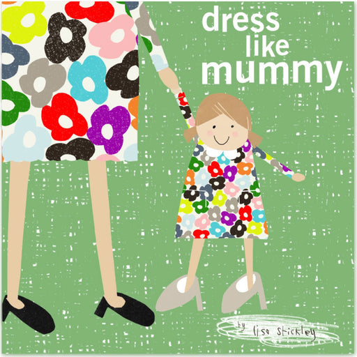 dress like mummy, signed copy