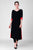 Sloppins Black Sheer Kurti - Sloppins Fashion