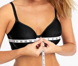 Measuring your overbust size
