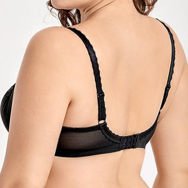 Large Cup Non-Padded Lace Balconette - Plus Size Bra Boutique - Dr. Canine's