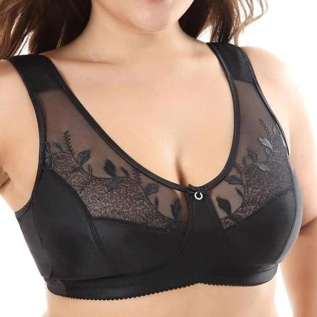 Full Coverage Wireless Minimizer - Plus Size Bra Boutique - Dr. Canine's
