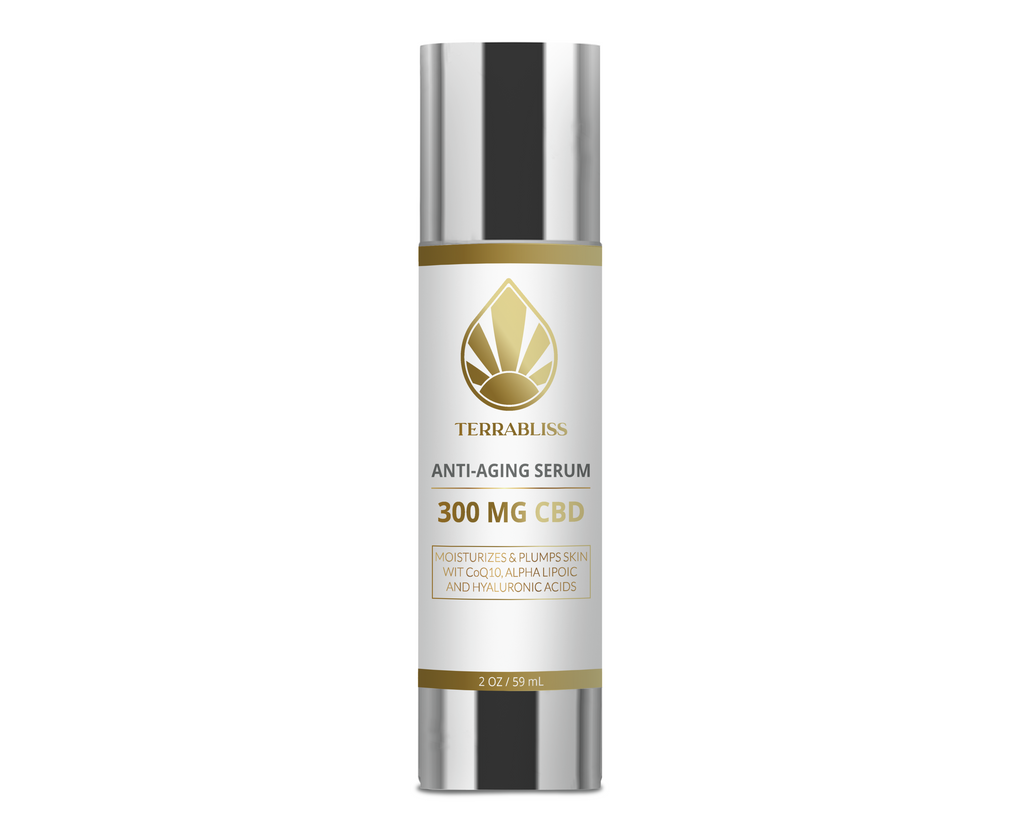 Hemp Extract Sublime Serum with Hyaluronic Acid