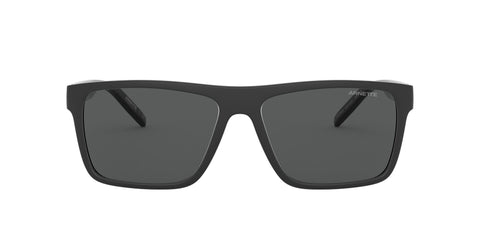 Goeman Matte Black/Grey Sunglasses