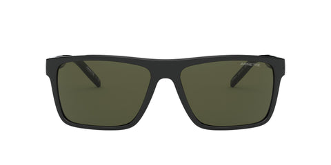 Goeman Black/Green Sunglasses