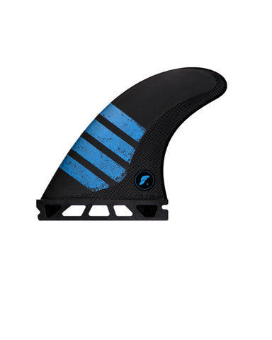 Futures F6 Alpha Medium Tri Fin Set