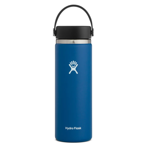Hydro Flask 20OZ/710ML Wide Mouth 2.0 Bottle - Cobalt