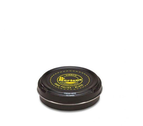 Dr Martens Black Shoe Polish