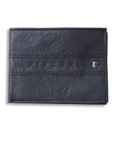 Word Boss RFID All Day Leather Wallet