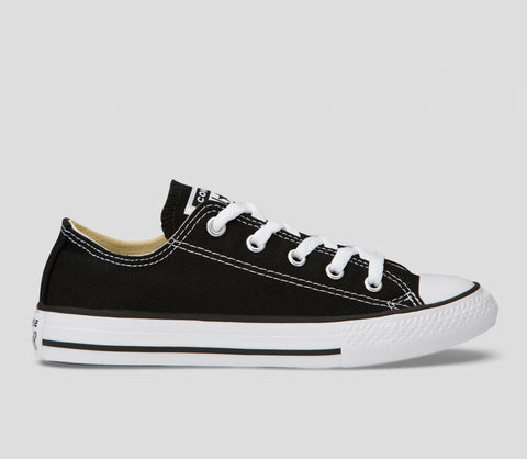 Kids Chuck Taylor All Stars Black/White Low Shoes