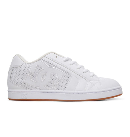 Net White/White/Gum Shoes