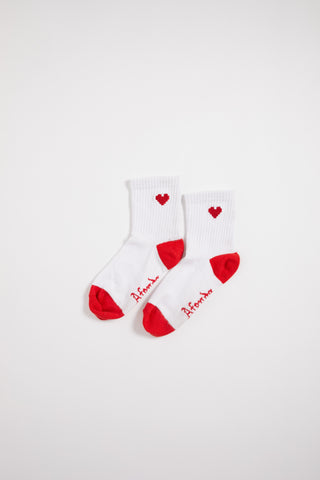 Womens Digital Love Hemp One Pack of Socks