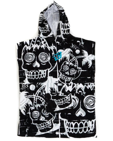 Creatures Grom Poncho Hooded Towel
