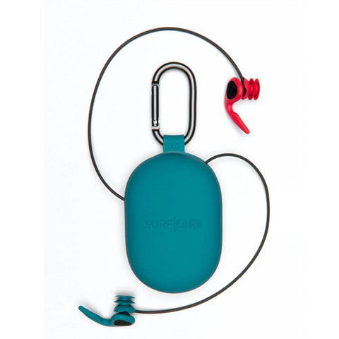 Surf Ears 3.0 - Red / Teal
