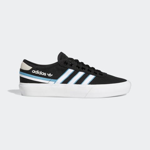 Delpala Black/White/Hazy Blue Shoes