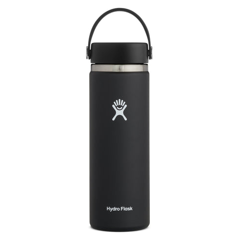 Hydro Flask 20OZ/710ML Wide Mouth 2.0 Bottle - Black