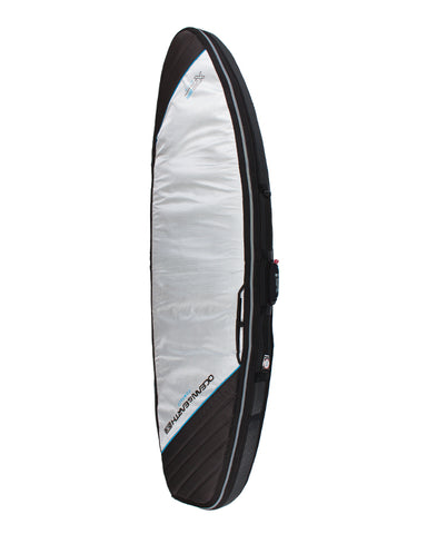 "Double Compact 6'8"" Fish Surfboard Board Cover"