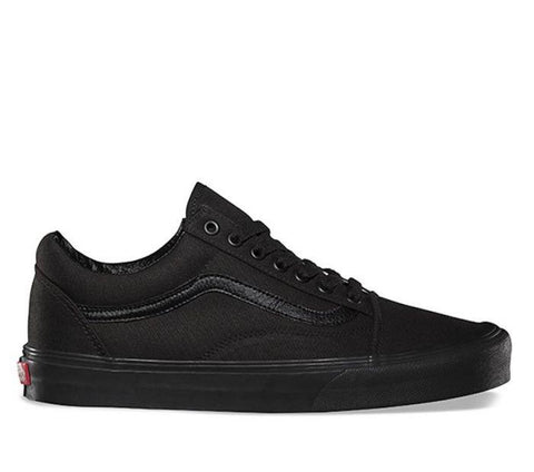 Old Skool Black/Black Shoes