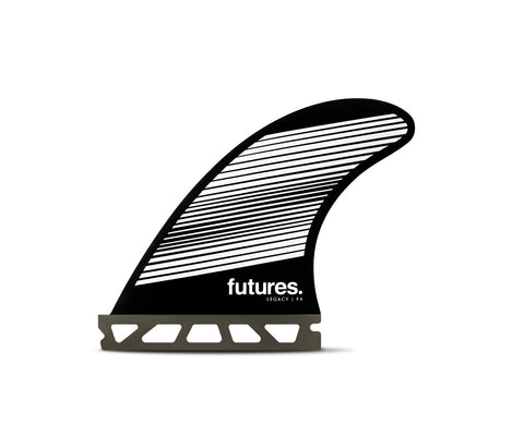 Futures F4 Legacy Neutral Honeycomb Small Tri Fin Set