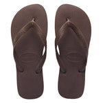 Top Brown Thongs