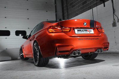 BMW – Sports Exhausts by SCC Performance