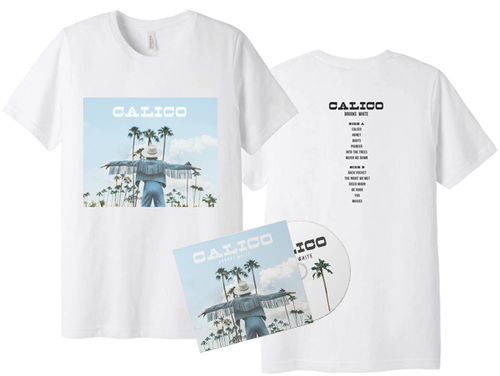 Calico Tee + CD + Digital Download *Pre-Order*