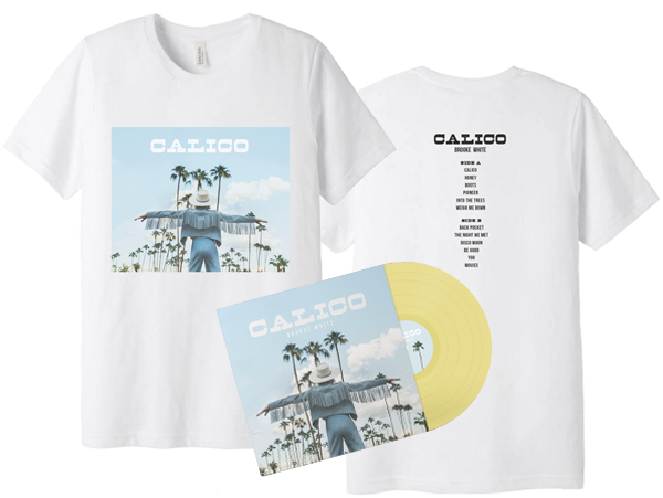 Calico Tee + Vinyl + Digital Download