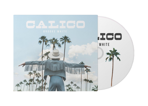 Calico CD + Digital Download *Pre-Order*