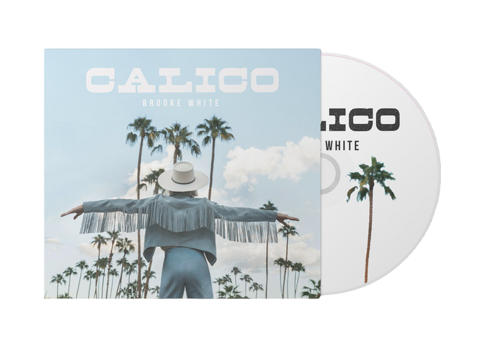 Calico CD + Digital Download