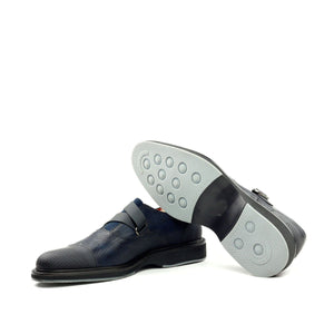 Omine Multi Textured Slip On Shoe