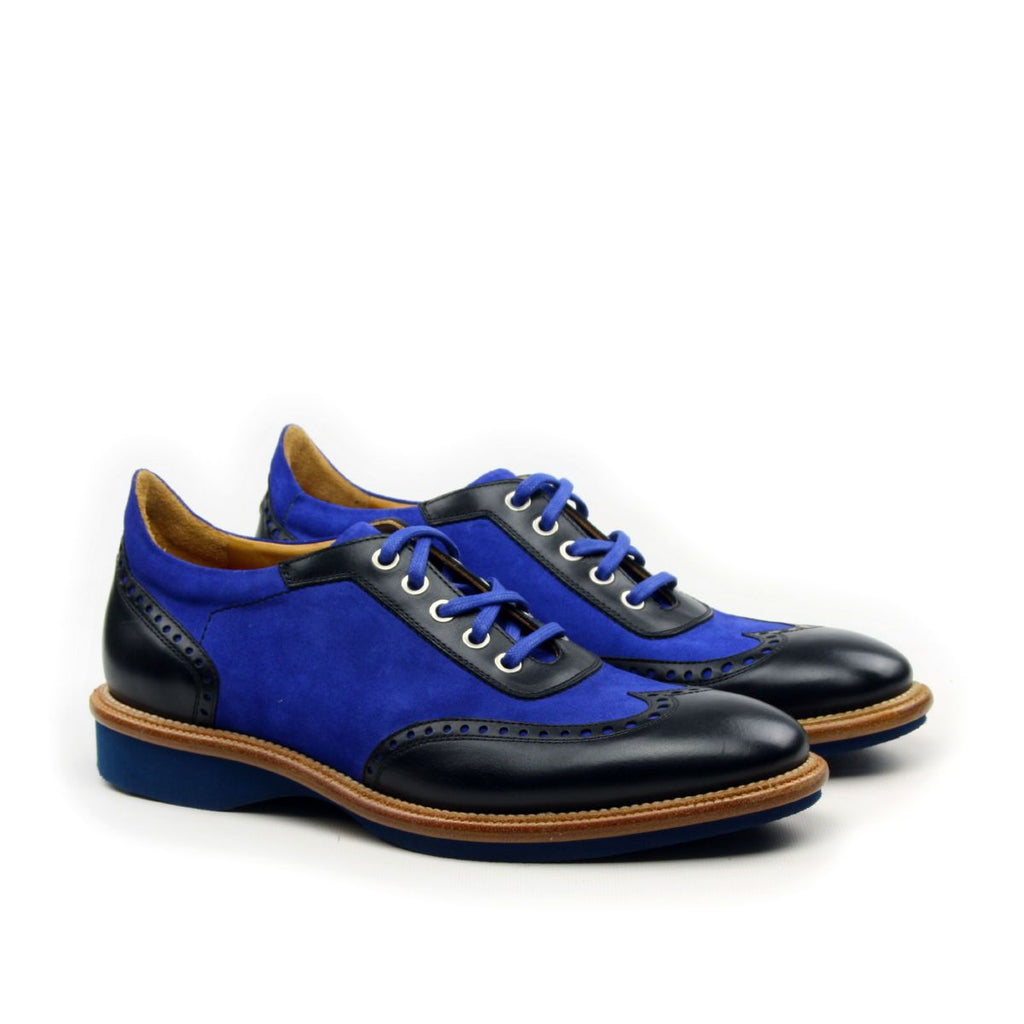 Omine Bicolor Leather Sneaker