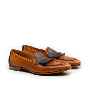 Omine Fringed Loafer