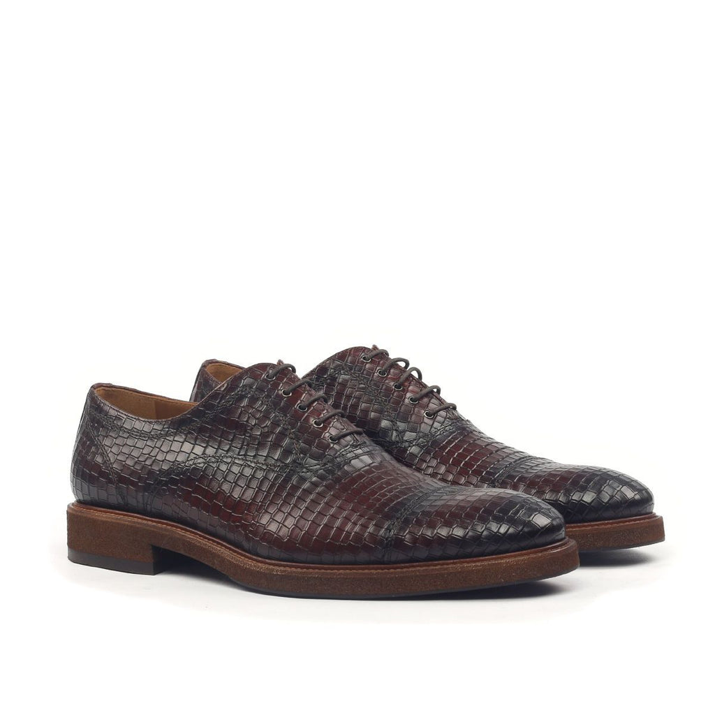 Omine Cap Toe Oxford