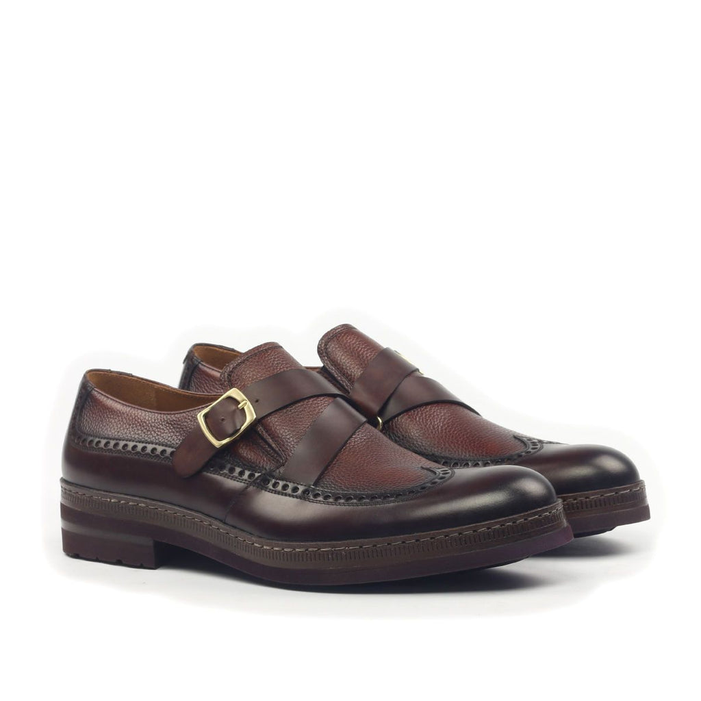 Omine Longwing Slip On With Buckle