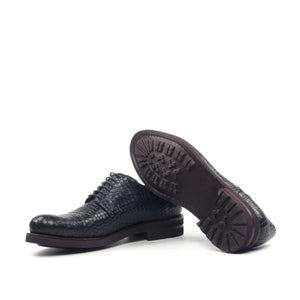 Omine Perforated Cap Toe Derby