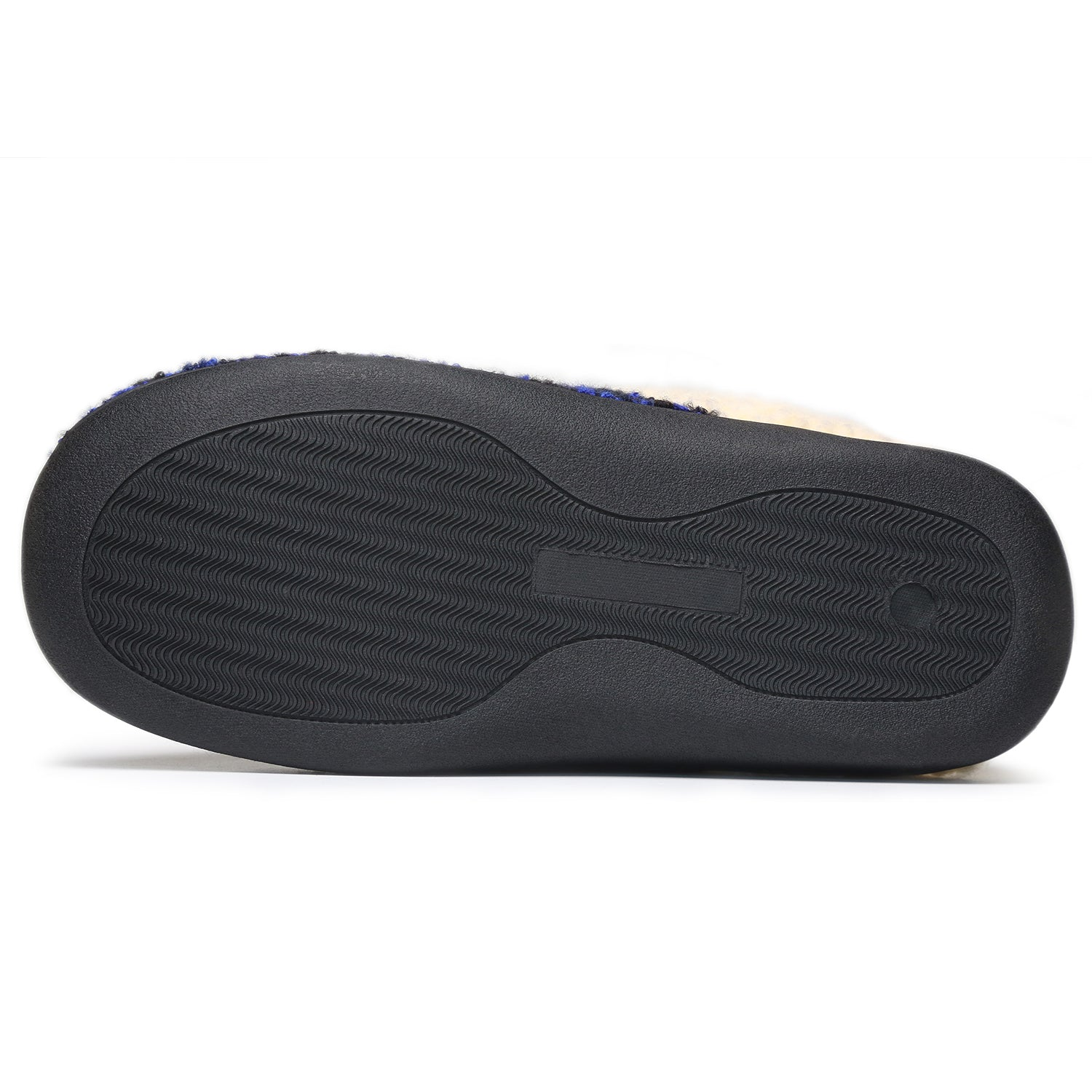 Men's Memory Foam Slippers Comfort Slip On House Shoes