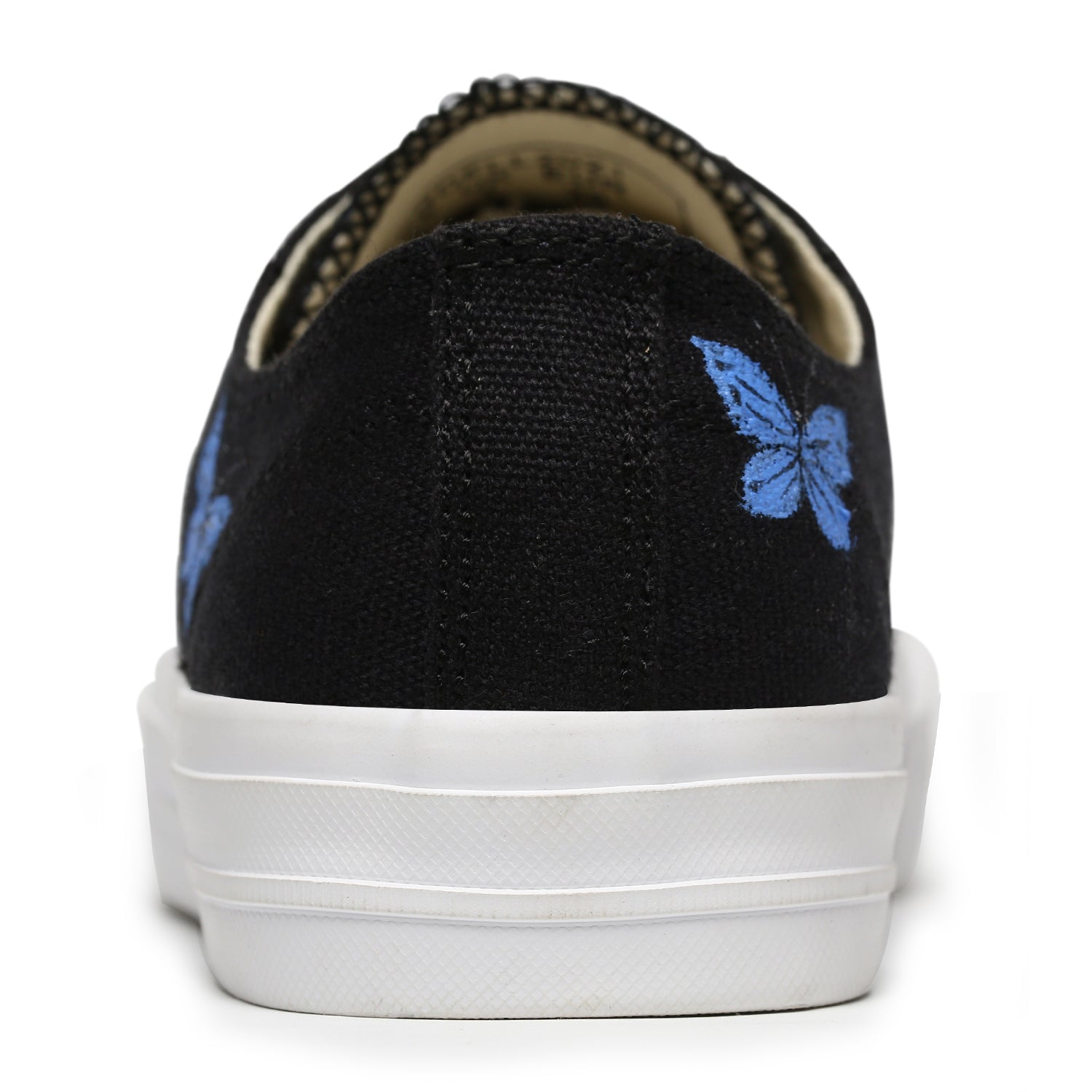 Women's Hand Painted Canvas Shoes Art Painted Canvas Flats Sneakers