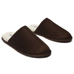 Men's House Shoes Essentials Cozy Scuff Slippers