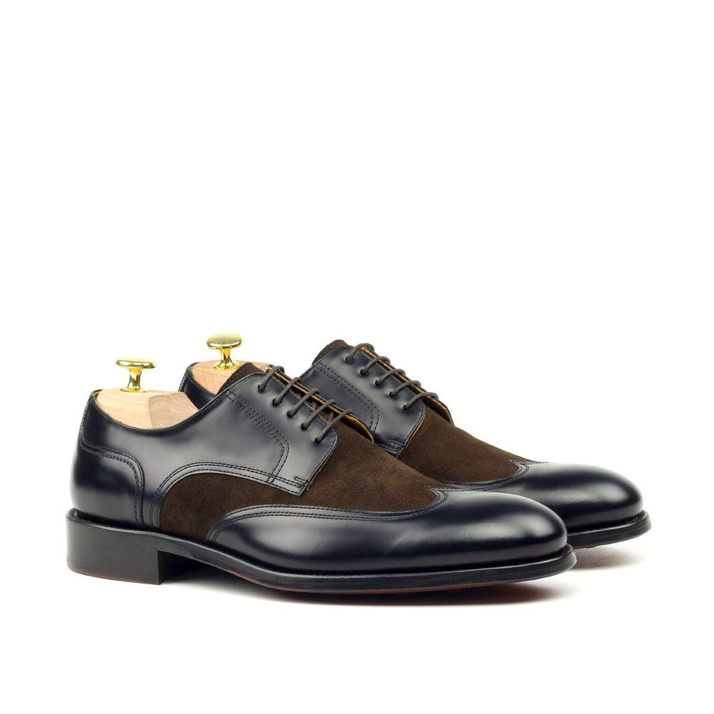 Omine Bicolor Full Brogue Derby