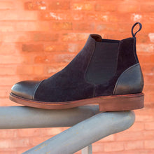 Load image into Gallery viewer, Omine Cap Toe Chelsea Boot